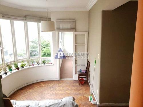 Imagem 1 de 30 de Apartamento À Venda, 3 Quartos, 2 Suítes, 1 Vaga, Copacabana - Rio De Janeiro/rj - 3389