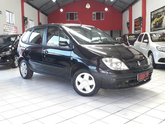 Renault Scénic 1.6 Expression 16v Flex 4p Manual
