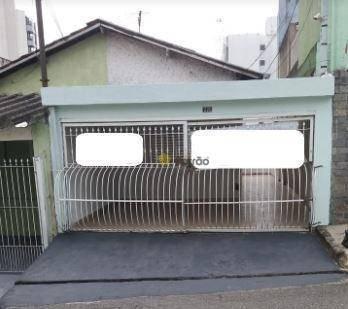 Casa Com 2 Dormitórios À Venda, 109 M² Por R$ 340.000 - Santa Terezinha - São Bernardo Do Campo/sp - Ca0312