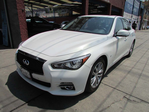 Infiniti Q50 Perfection Blanco 2015