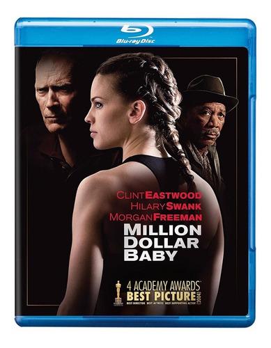 Imagen 1 de 3 de Blu-ray Million Dollar Baby / De Clint Eastwood