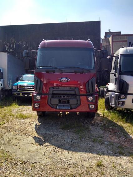 Ford Cargo 2429 Ano 2017 Automatizado Quarto Eixo Randon