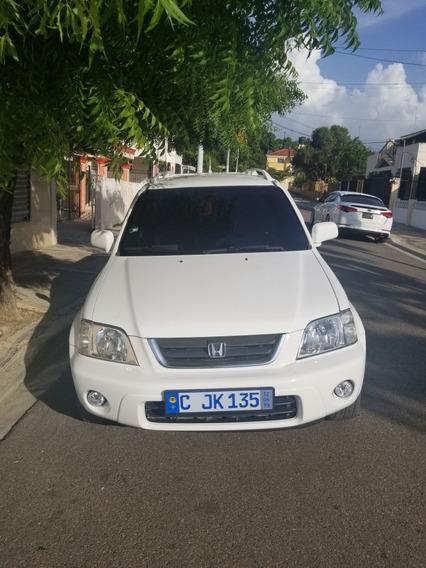 Honda Cr-v Full Año 2,000 Blanca