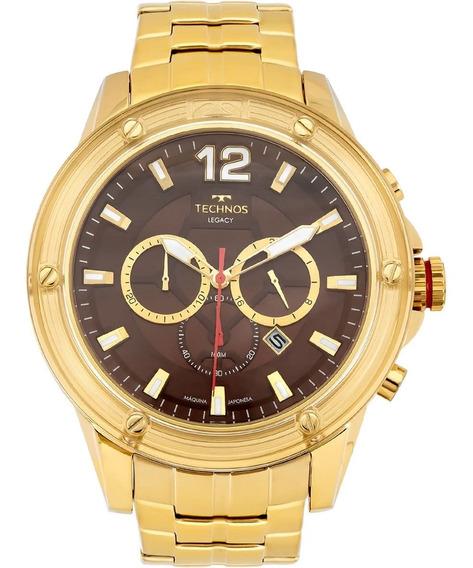 Relógio Masculino Technos Js26ap/4m Barato Original Garantia