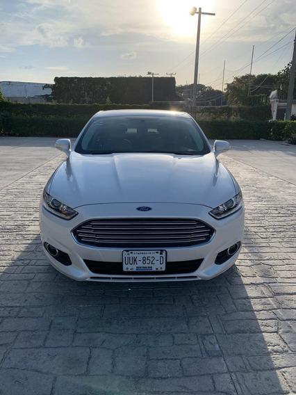 Ford Fusion 2.5 Se L4/ At 2014