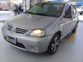 Renault Logan Completo Financiamento Com Score Baixo