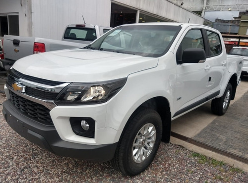 Nueva Chevrolet S10 2.8 200cv Lt 4x4 Automatica 0km 2021 Mm1