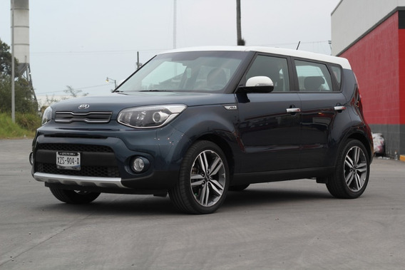Kia Soul 2.0 Ex At Factura Original Unico Dueño