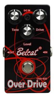 Belcat Ovd502 Overdrive Pedal Efecto Guitarra Sale%