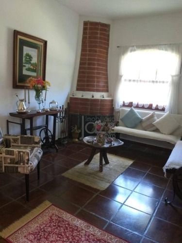 Chácara À Venda, 1800 M² Por R$ 1.200.000,00 - Condomínio Ville De Chamonix - Itatiba/sp - Ch0244