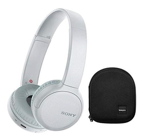 Sony Wh-ch510 Auriculares Inalambricos En La Oreja (blanco)