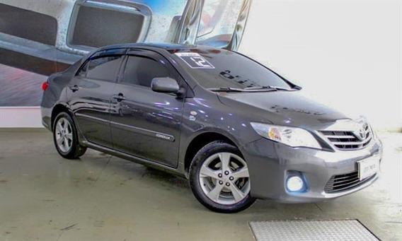 Corolla Gli 1.8 16v Flex Automático 2012