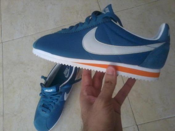 Zapatos Nike Cortez Sport Unisex Original Talla 38(h)-39(m)