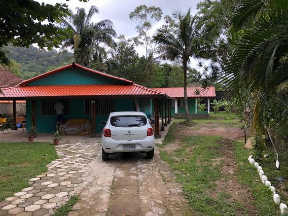 Casa + Edícula, 5 Dormitórios 1000m (linda Casa No Guaraú)