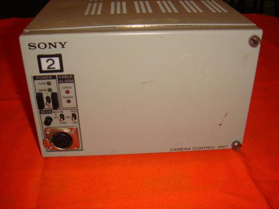 Camera Control Sony Modelo Ccu 550 Usado