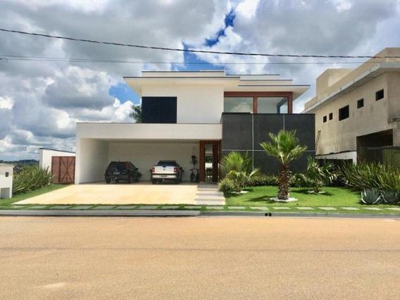 Sobrado Com 3 Dormitórios À Venda, 453 M² Por R$ 1.800.000 - Condominio Evidence - Araçoiaba Da Serra/sp - So0104 - 34356879