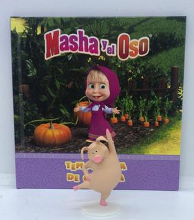 Colección Masha Y El Oso - La Nación Nº 10 Cerdo