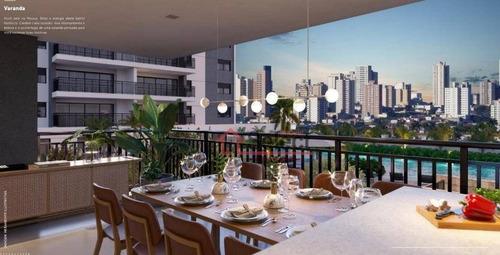 Apartamento Com 4 Dormitórios À Venda, 152 M² Por R$ 1.554.890,00 - Mooca (zona Leste) - São Paulo/sp - Ap1398