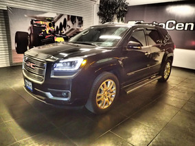 Gmc Acadia Denali 2016 ****credito Disponible***