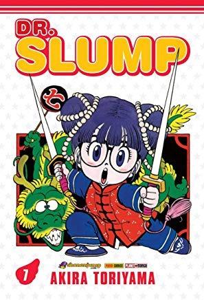Dr. Slump N°7 Akira Toriyama