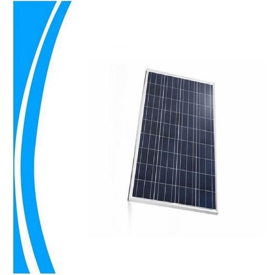 Kit Placa Solar 10w Carregar Celular + Bateria Moura 7ah
