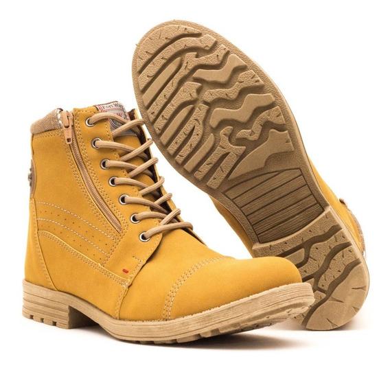 Coturno Bota Masculina Sapato Casual Em Promoção Barato