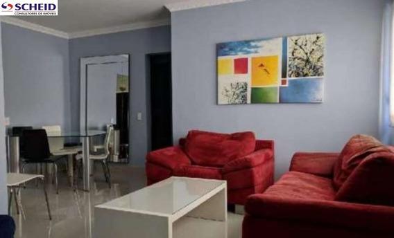 Lindo Apartamento Em Moema - Mr67451