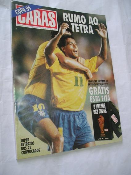 Revista Caras Copa 94 Rumo Ao Tetra Especial