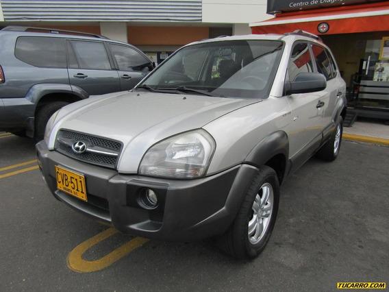 Hyundai Tucson Gl 2.0 Mt 4x4