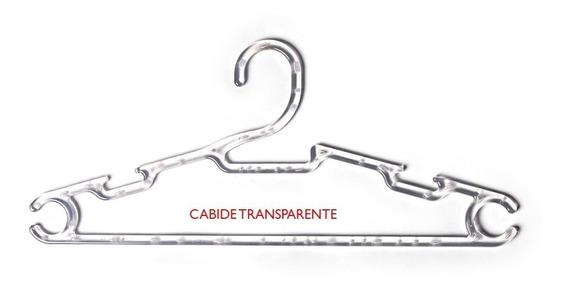 Cabide Acrílico Para Camisa, Blusa Kit Com 60 Unidades 6 Mm