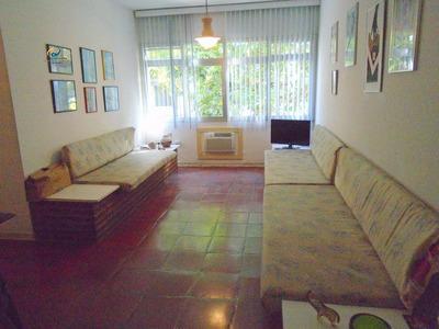 Apartamento Para Alugar No Bairro Enseada Em Guarujá - Sp. - En180-2