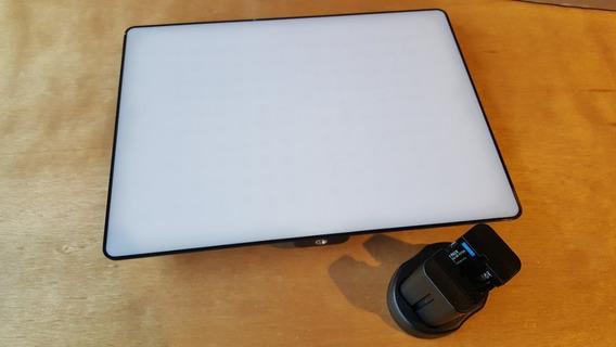 Painel Led Para Iluminação De Fotos E Videos