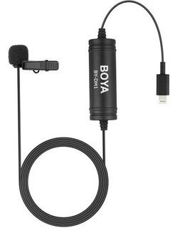 Microfone Lapela Conector P/ iPhone 7 8 X By-dm1 12x S/juros