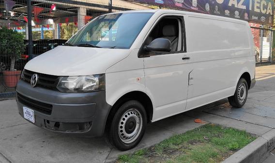Volkswagen Transporter Tdi Cargovan Std Modelo 2012