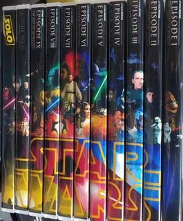 Peliculas Star Wars 11 Blu Ray