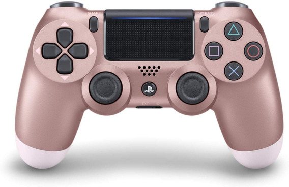 Control Dual Shock 4 Rose Gold