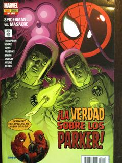 El Asombroso Spiderman 148. ¡la Verdad Sobre Los Parker!