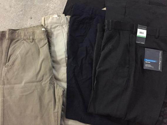 Pantalon De Vestir Talla 34
