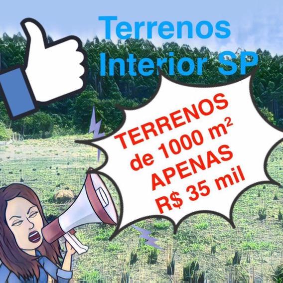 50c Terreno No Interior