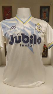 Camisa Futebol Jubilo Iwata 1994 Mizuno