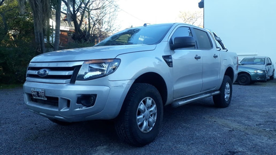 Ford Ranger Xls Mt 4x4 3.2 2015