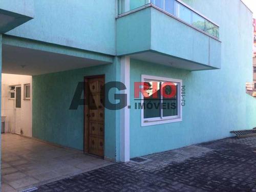 Casa De Rua-à Venda-vila Valqueire-rio De Janeiro - Agv72383