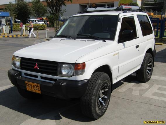 Mitsubishi Montero Full Equipo