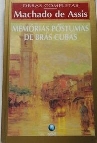 Memórias Póstumas De Brás Cubas - Machado De Assis Ed. Luxo