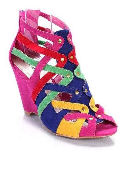 Sandalias Importadas Qupid Colorinches