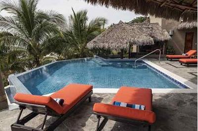 Casa Vista Hermosa En Manzanillo