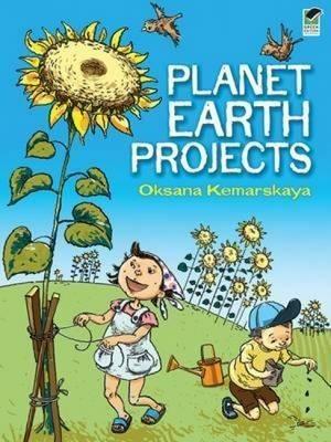 Planet Earth Projects - Oksana Kemarskaya