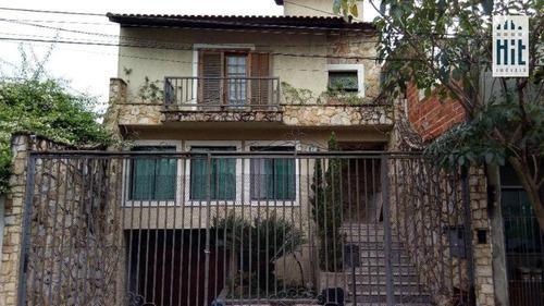 Imagem 1 de 30 de Sobrado À Venda, 358 M² Por R$ 980.000,00 - Vila Cacilda - São Bernardo Do Campo/sp - So0346