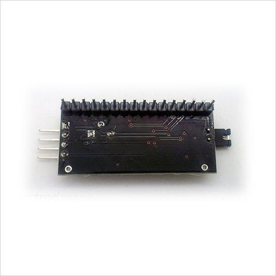 Display Lcd 16x2 Iic / I2c - Cód.13082