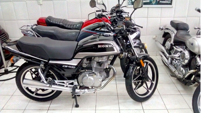Honda Cb 400 Tucunare Naked